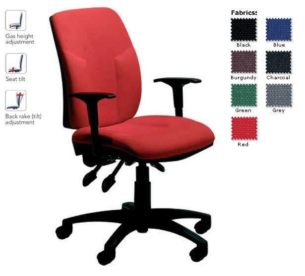 response 100 office chair